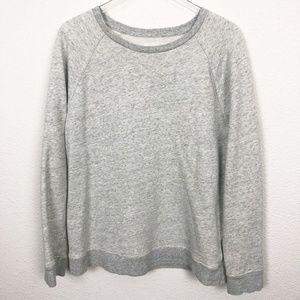 Men's Everlane Crewneck Heather Grey Sweater